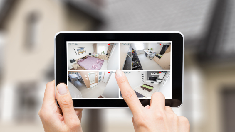 Smart Video Home Surveillance