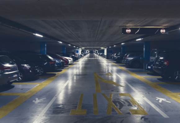 commercial parking